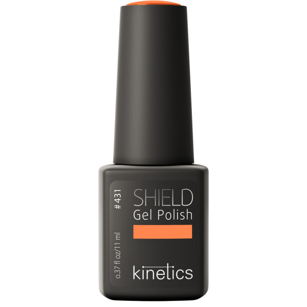 Kinetics Professional Shield LED/UV Gellack 15ml Flame Fame #431